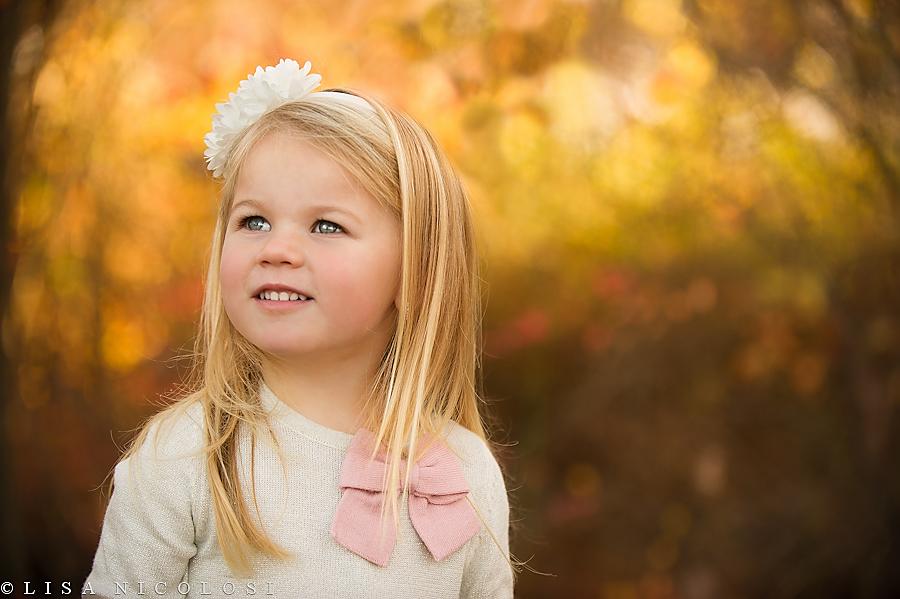 Madelynn Fall Portrait