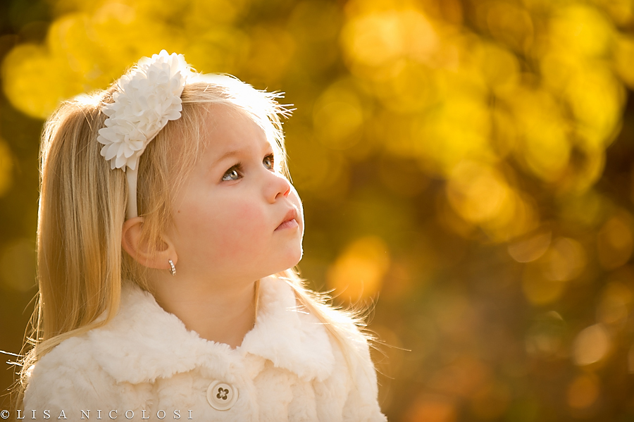 Madelyn's Beauty and Innocence captured in Children Photography