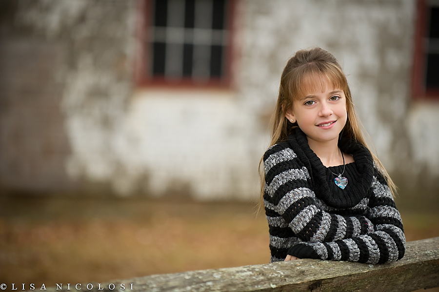 Long Island Children Photographer - Natural expression - outdoors on location