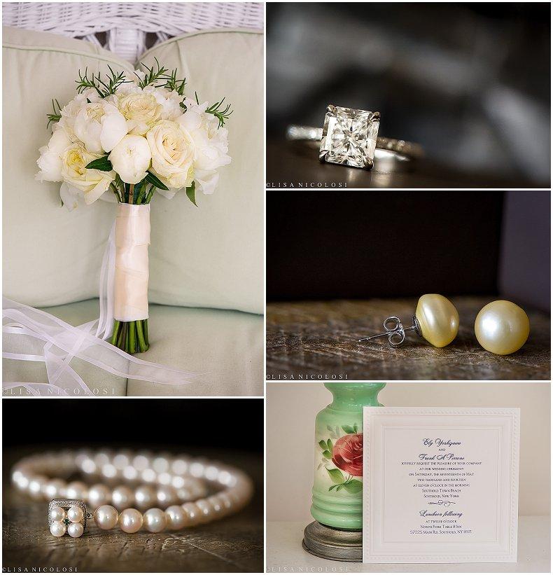 Ely's North Fork Wedding Details