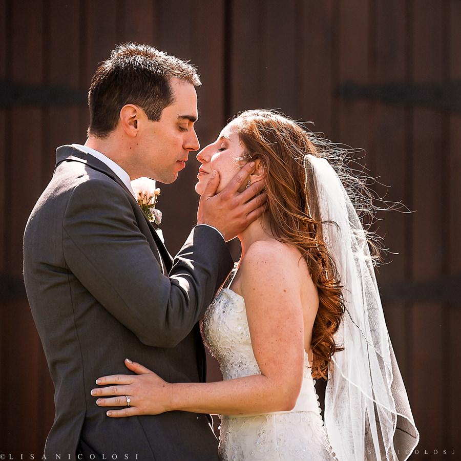 Raphael Vineyard Wedding - Bride and Groom Portraits - North Fork Wedding - Long Island Wedding Photographer