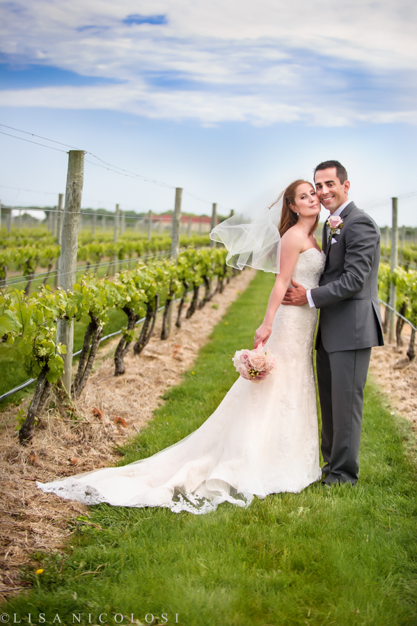 Long Island Wedding Photographer - Wedding at Raphael Vineyard Peconic NY