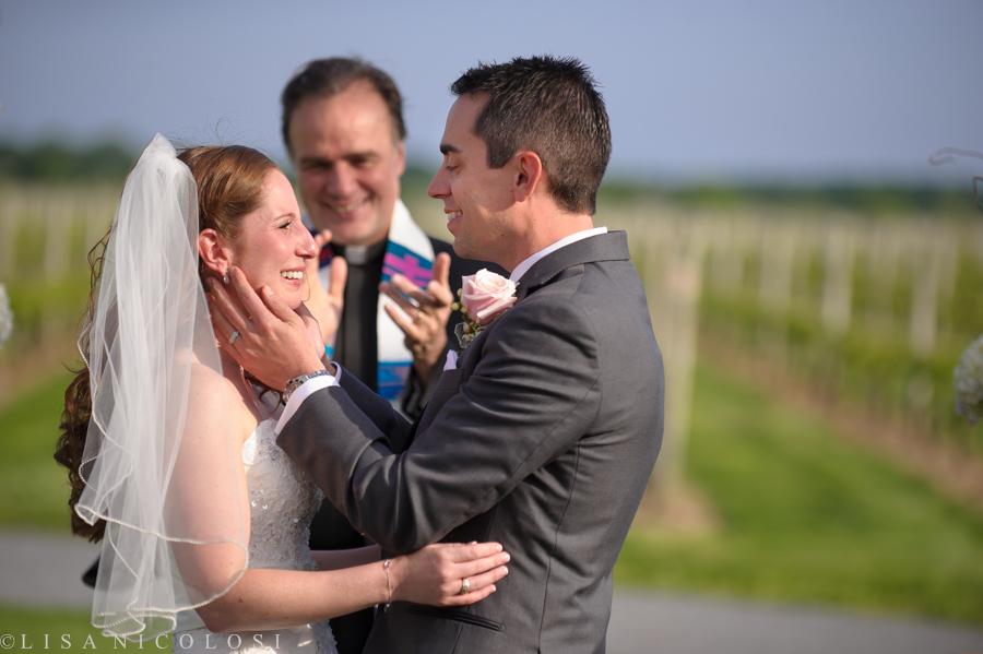 Wedding at Raphael Vineyard Peconic NY - Long Island Wedding Photographer