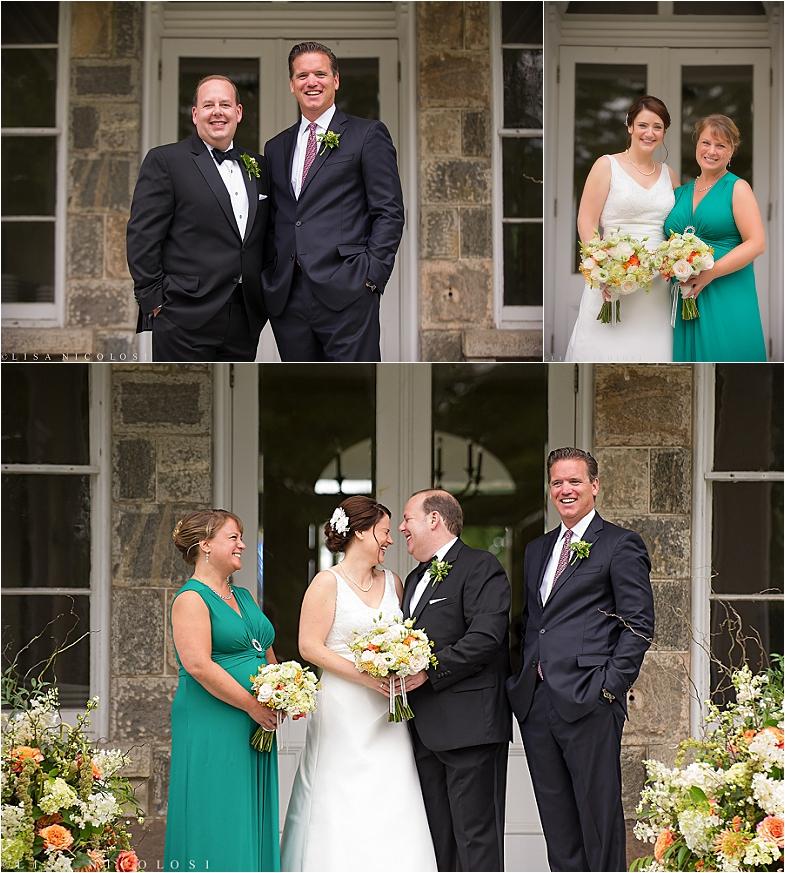 Romantic Elegant Brecknock Hall Wedding - Long Island Wedding Photographer - North Fork Wedding
