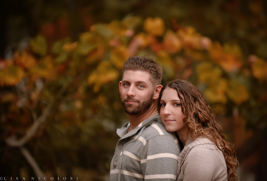 Best Long Island Wedding Photographer - Artistic - Romantic Engagement Session