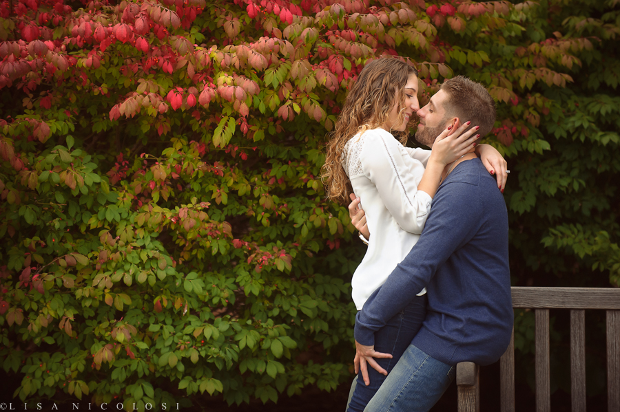 Romantic Long Island NY Fall Engagement Session (11 of 32)