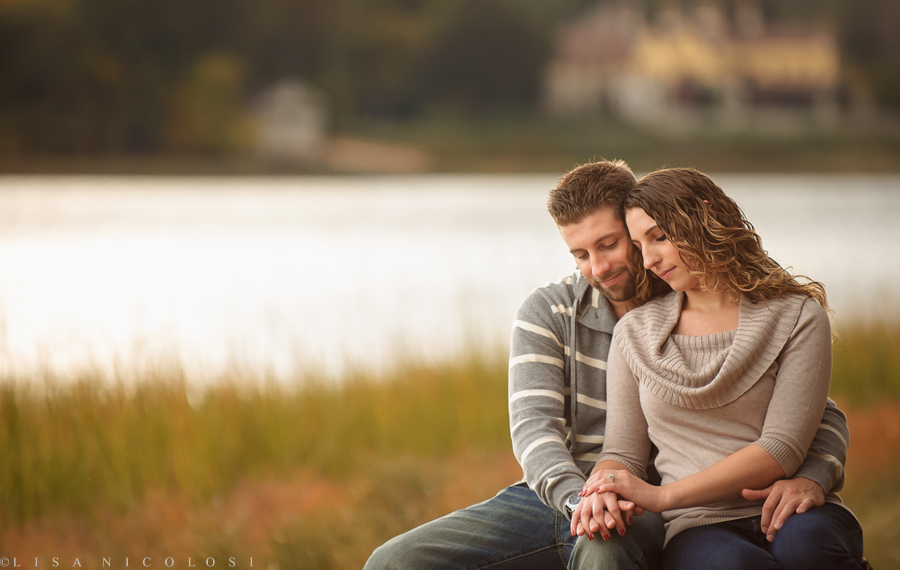 Romantic Long Island NY Fall Engagement Session (15 of 32)