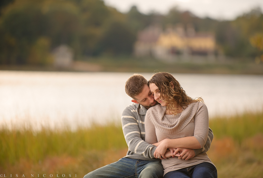 Romantic Long Island NY Fall Engagement Session (16 of 32)