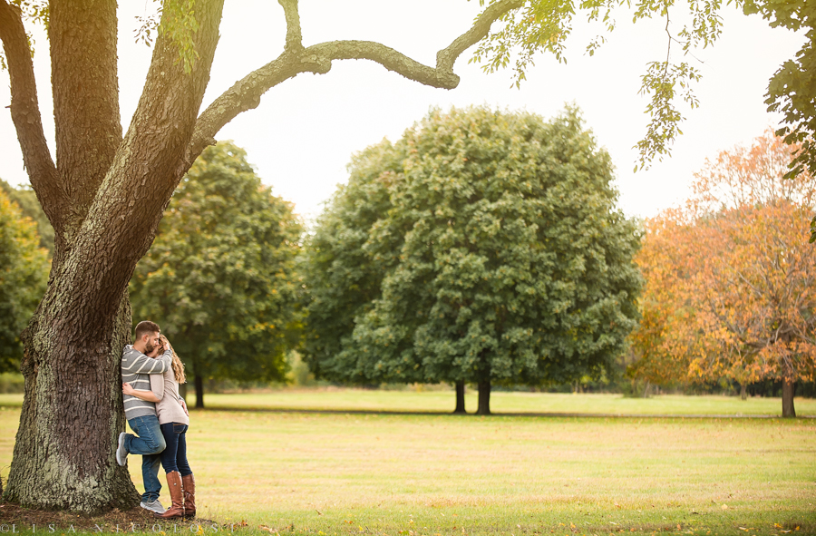 Romantic Long Island NY Fall Engagement Session (24 of 32)