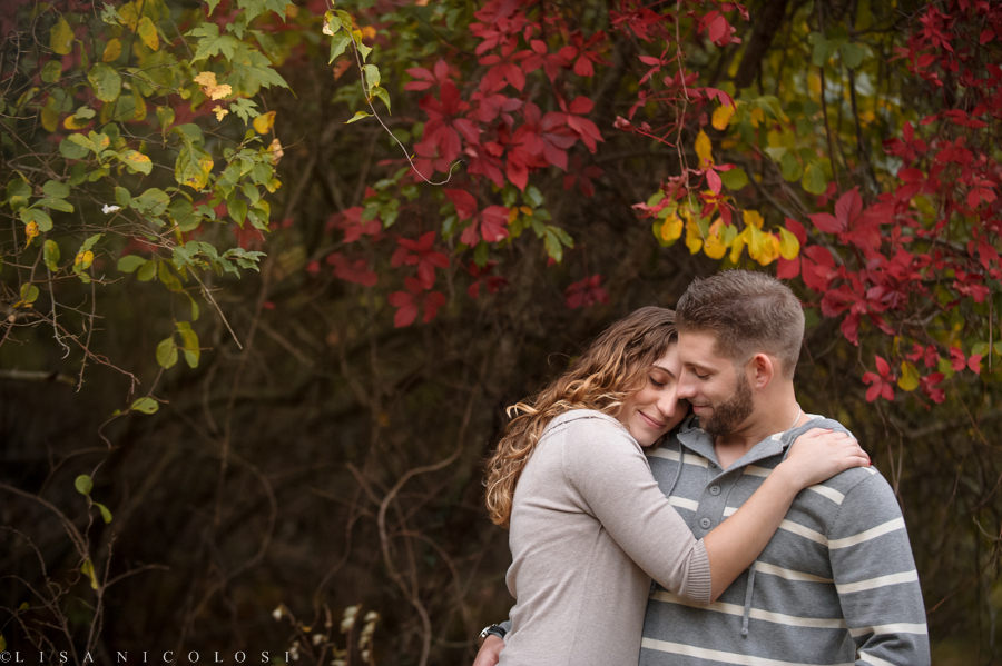 Romantic Long Island NY Fall Engagement Session (30 of 32)