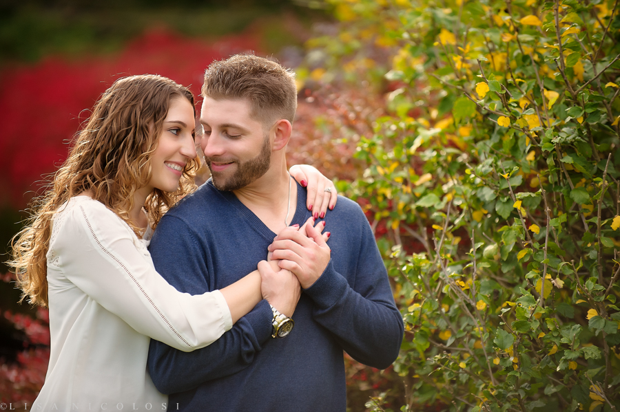 Romantic Long Island NY Fall Engagement Session (6 of 32)
