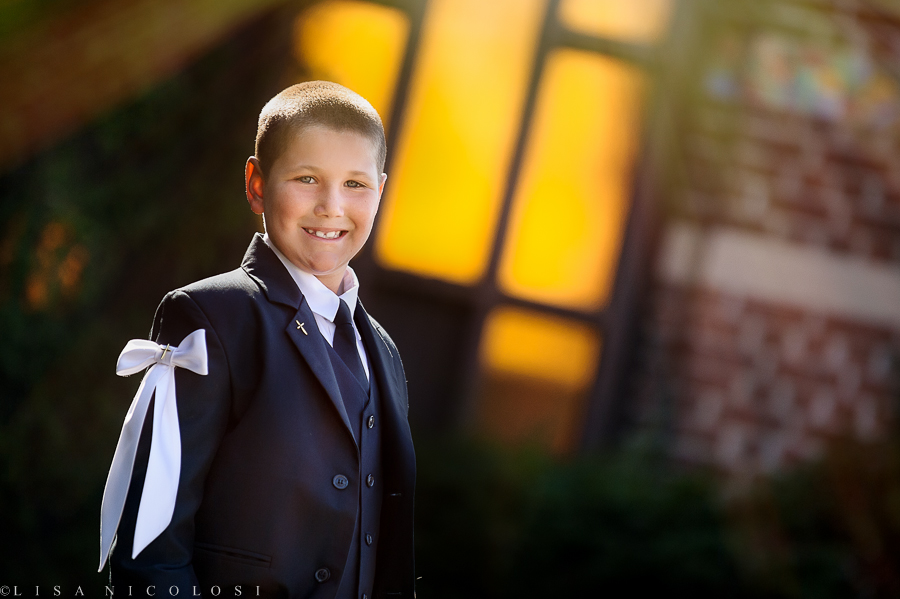 Long Island First Holy Communion Photography  (1 of 8)