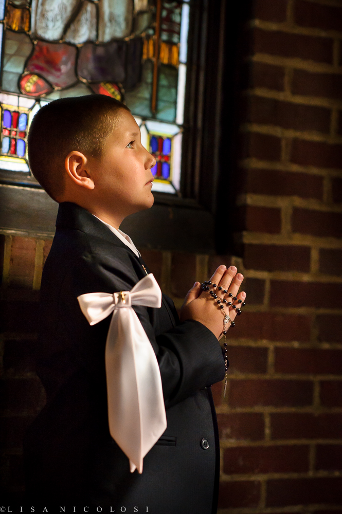 Long Island Holy Communion Photography Session (1 of 1)