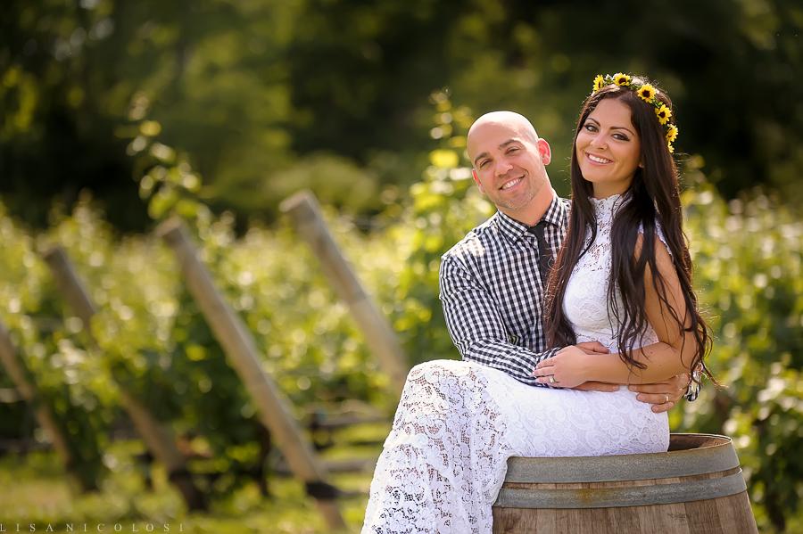 Duckwalk Vineyards Wedding - North Fork Weddings