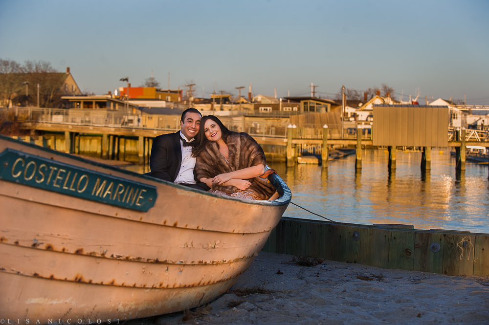 Greenport Engage,ent Session - North Fork Photographer