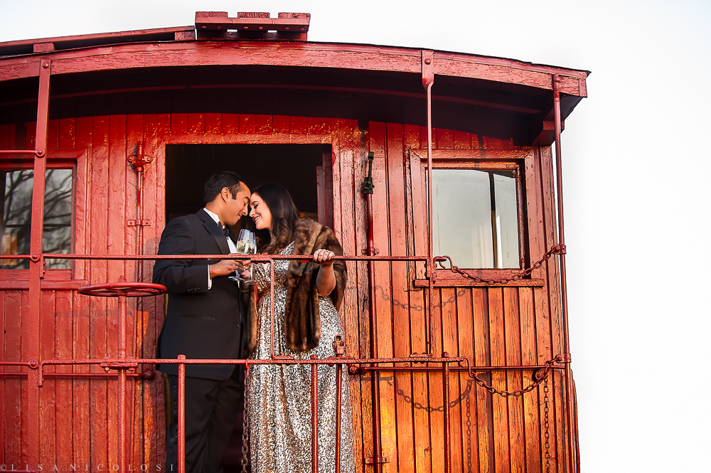 Greenport Engagement Session - North Fork Wedding Photographer - Greenport NY