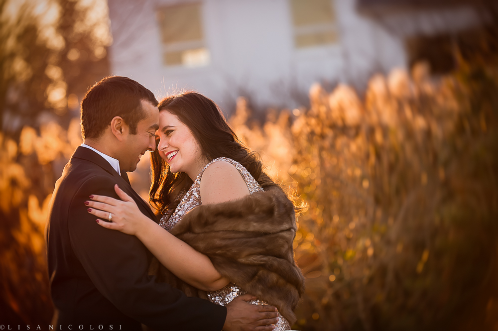 North Fork Wedding Photograpger - Engagement Session in Greenport NY