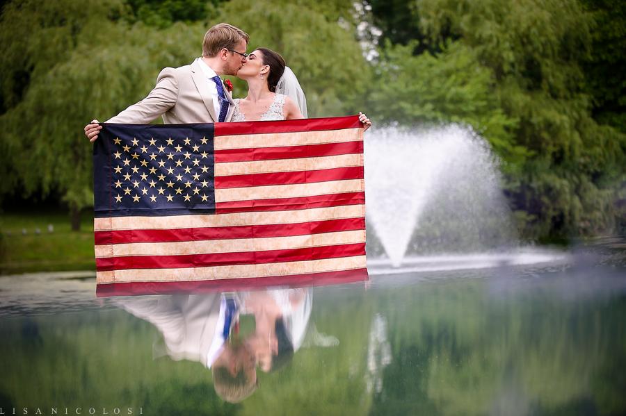 4th of July Wedding- Long Island Wedding Photographer - Flowerfield Weddings - Flowerfield Wedding Photographer