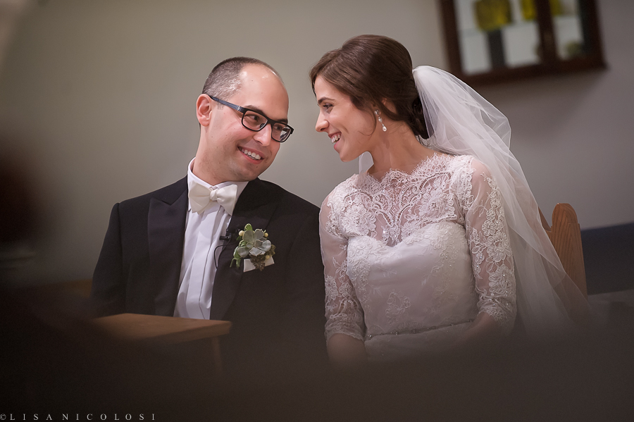 Our Lady Of Victory Wedding Ceremony -Wedding at The Hempstead House - Sands Point Preserve Wedding - Long Island Wedding Photographer