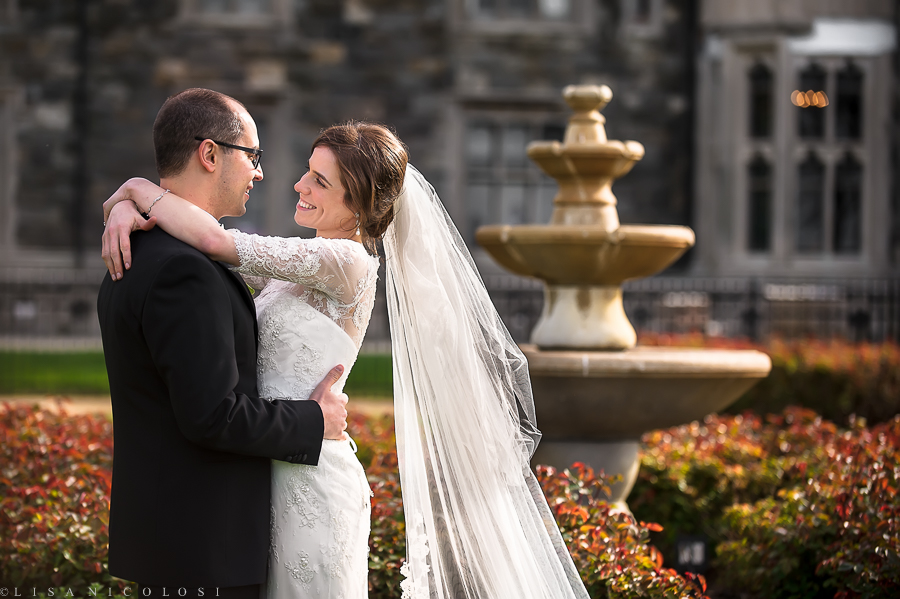 Wedding at The Hempstead House - Sands Point Preserve Wedding - Bride and Groom Portraits - Long Island Wedding Photographer