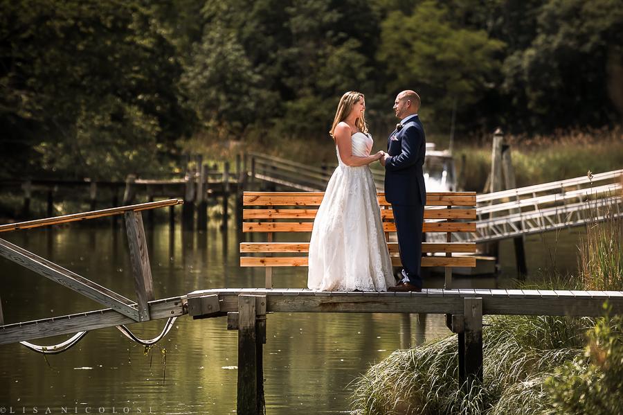 North Fork Wedding Photographer - Clovis Point Vineyard Wedding
