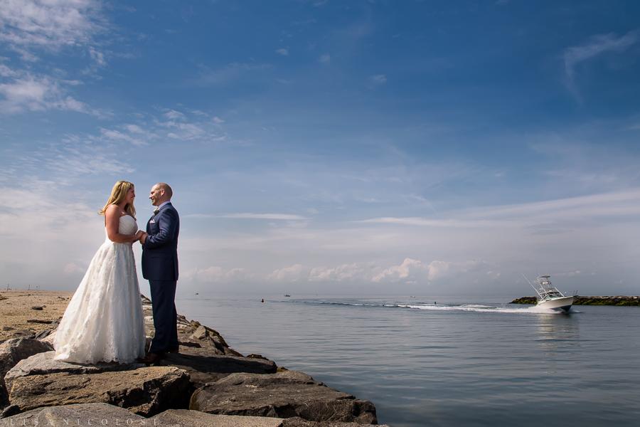North Fork Wedding Photographer - Clovis Point Vineyard Wedding - East End Wedding Photographer