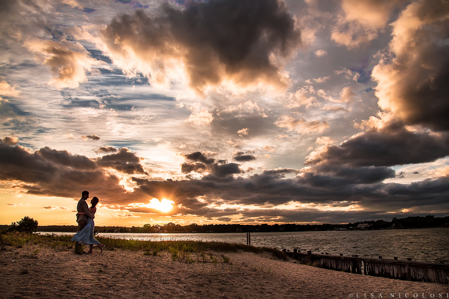 Shelter Island Wedding Photographer - Shelter Island Engagement Session - East End Wedding Photographer