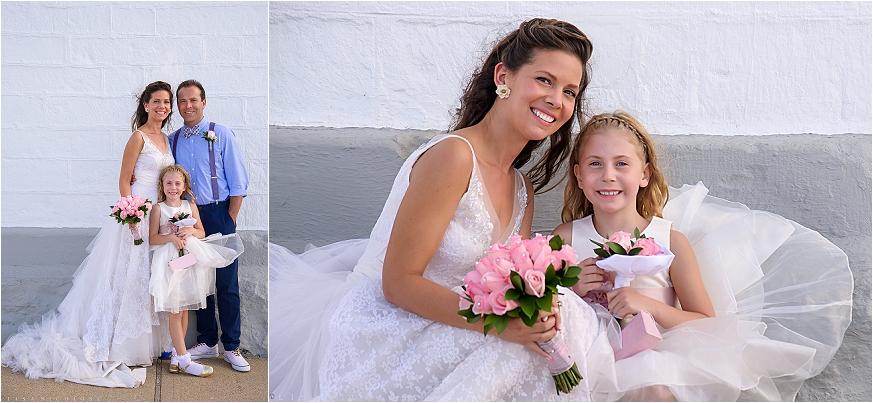 Montauk wedding at the Montauk Lighthouse - Montauk wedding photographer