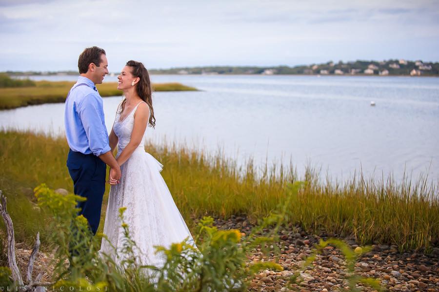 Montauk and east end wedding photographer - Backyard wedding in Montauk