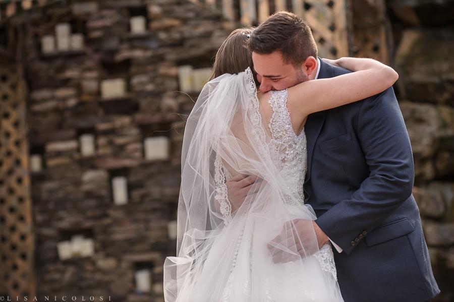Fox Hollow Wedding - Long Island Wedding Photojournalist - Bride and Groom