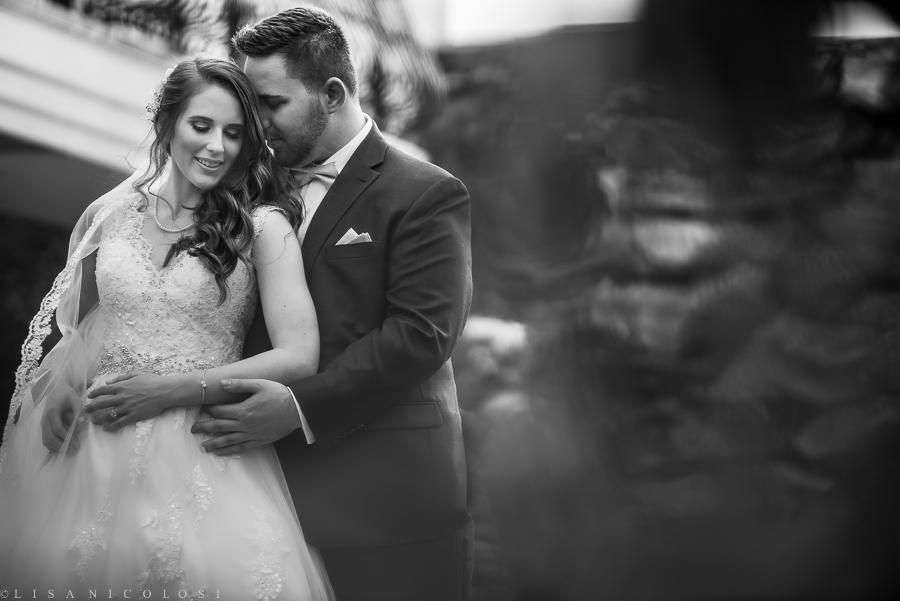 Fox Hollow Wedding - Long Island Wedding Fine Art Photographer- Bride and Groom Portrait Somerley Room