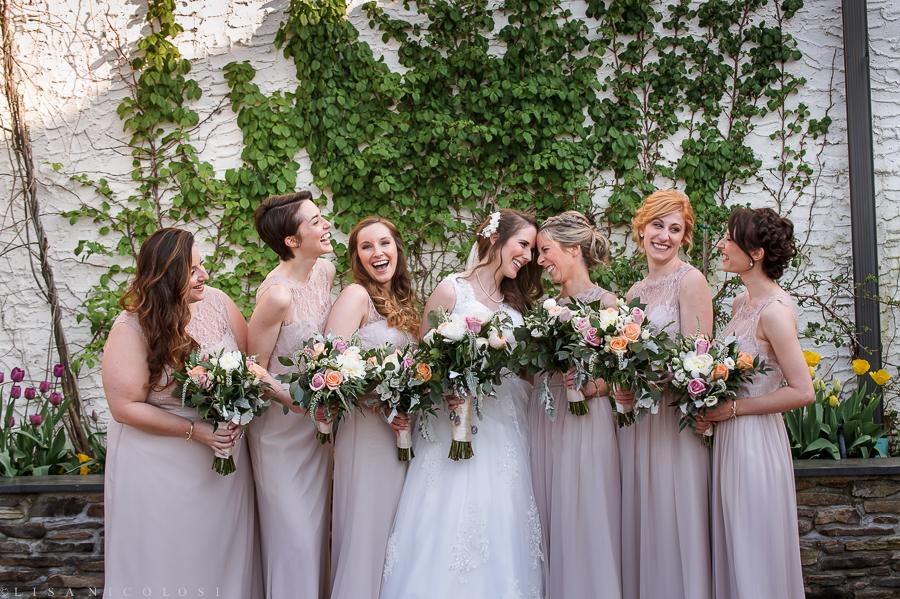 Fox Hollow Wedding - Long Island Wedding Somerley Room