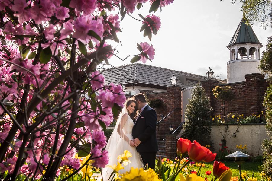 Wedding Photos of Fox Hollow Wedding in Spring