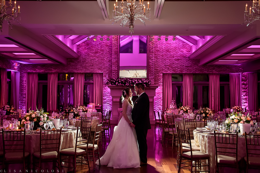 Wedding in The Somerley Room at Fox Hollow - Fox Hollow Wedding Photographer - Woodbury New York