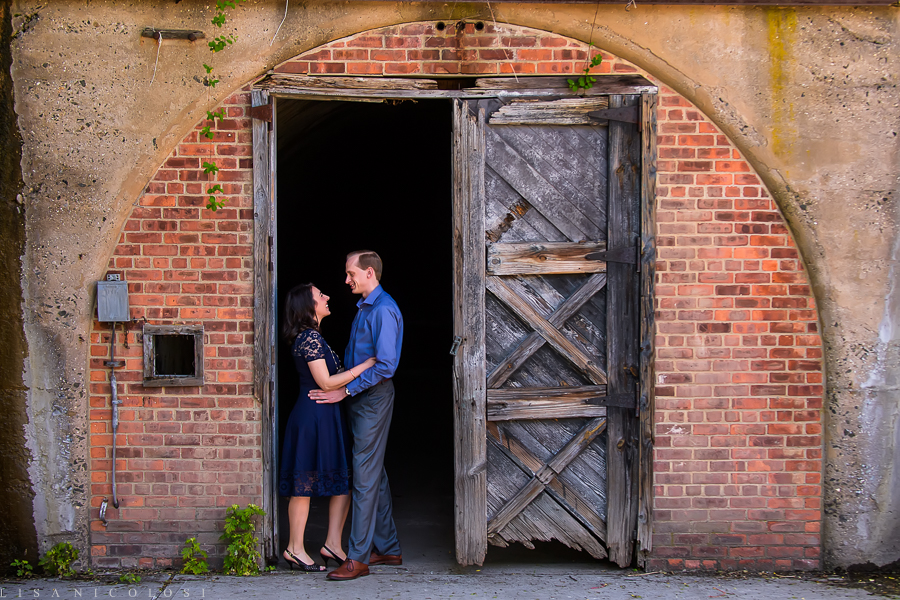 New York City Fine Art Wedding Photographer - Fort Totten Park Engagement Session - East End Wedding Photographer