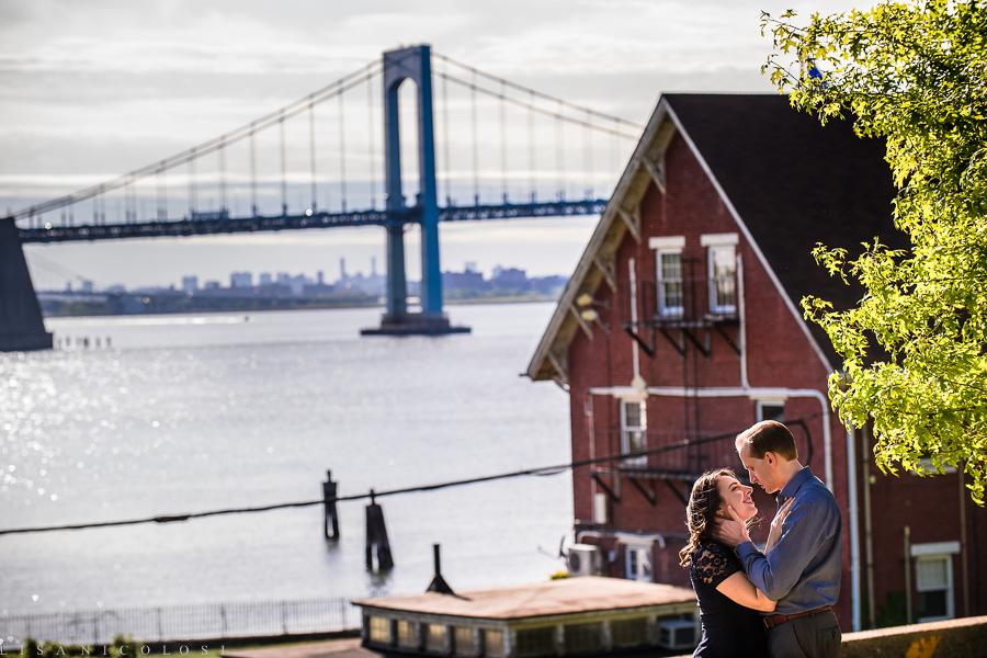 New York City Engagement Session -New York City Fine Art Wedding Photographer - Fort Totten Park Engagement Session - East End Wedding Photographer