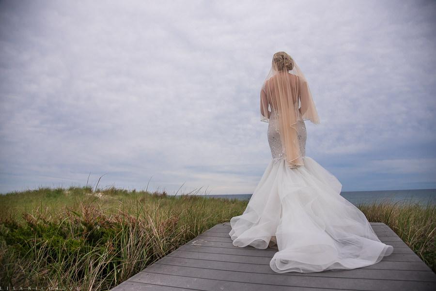 Oceanbleu Wedding Photos - Westhampton Beach - Bride
