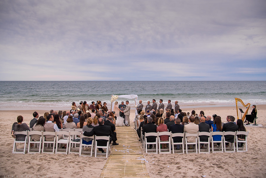 Oceanbleu Wedding Ceremony - Westhampton Beach - East End Wedding Photographer