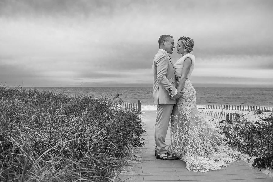 Oceanbleu Wedding Photography - East End Wedding Photographer - Westhampton Beach Wedding Photographer - Bride and Groom Portraits