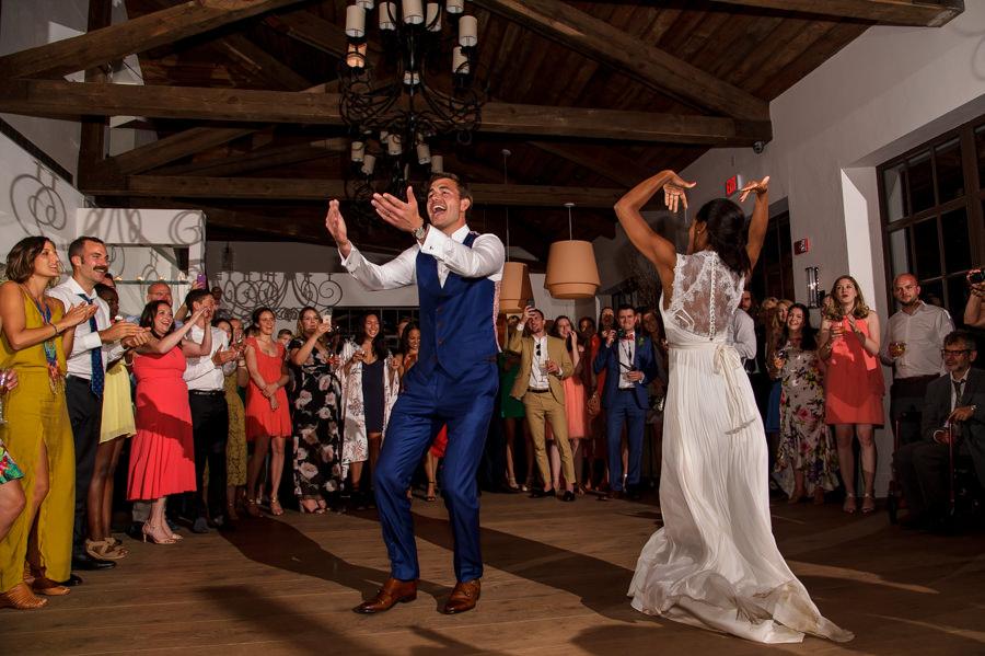 Wolffer Estate Wedding - East End Wedding Photographer - Hamptons Wedding - Wedding Reception