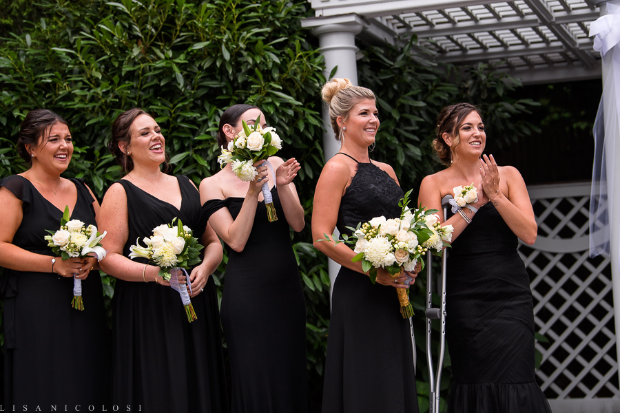 New York Botanical Garden Wedding Photographer - New York Botanical Garden Wedding Ceremony Photos