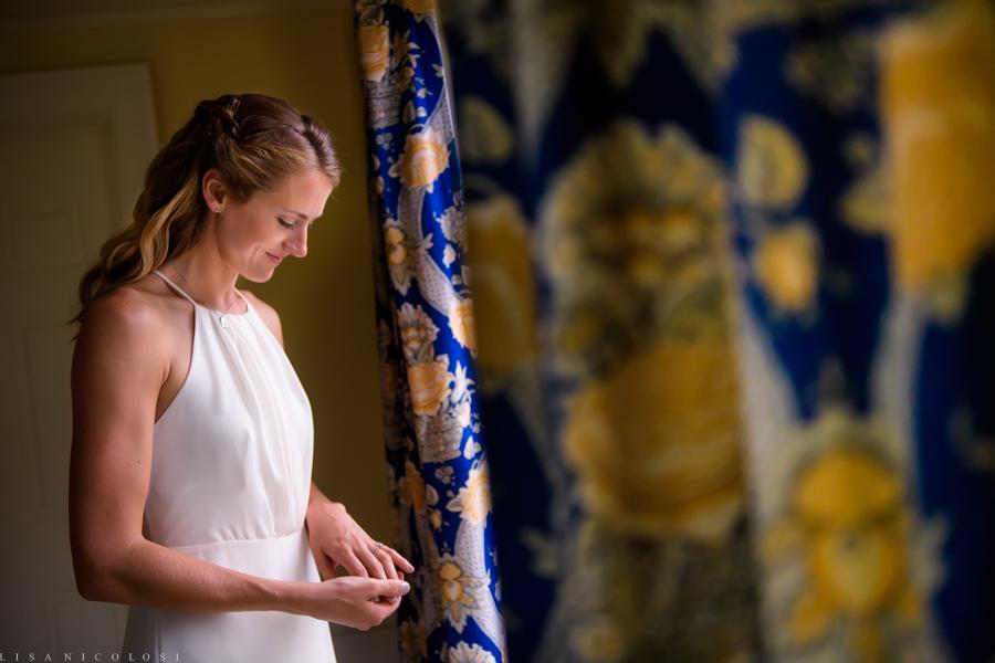 Hamptons Bride at Sebonack Golf Club Wedding - Sagaponack NY Wedding - Hamptons Wedding Photographer