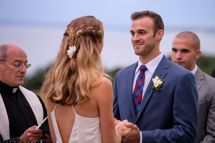 Sebonack Golf Club Wedding Photos - East End Wedding Photographer - Southampton Wedding - East End Wedding Ceremony