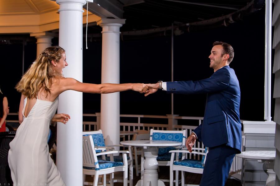 Sebonack Golf Club Wedding Photos - East End Wedding Photographer - Southampton Wedding - First Dance
