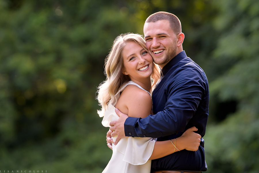 Top Long Island Engagement Photographer - East End Wedding Photographer - Lloyd Harbor Engagement Photos