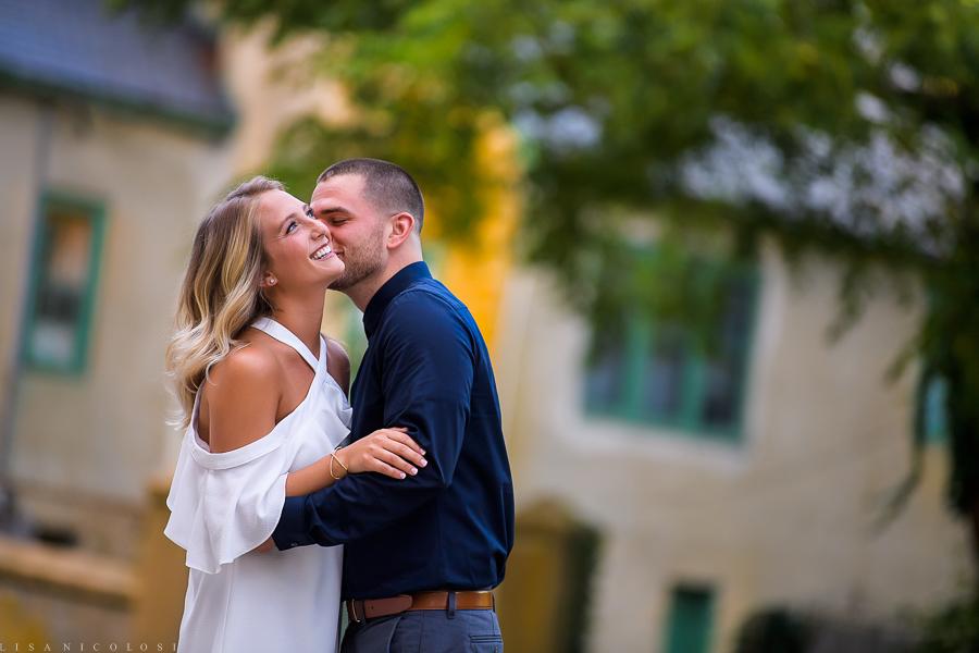 Long Island Wedding Photographer - George Weir Barn Wedding - Rustic Engagement Photos - East End Wedding Photographer
