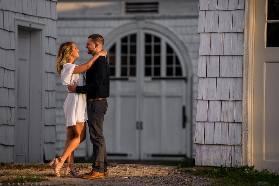Rustic Long Island Engagement Photographer - Lloyd Harbor