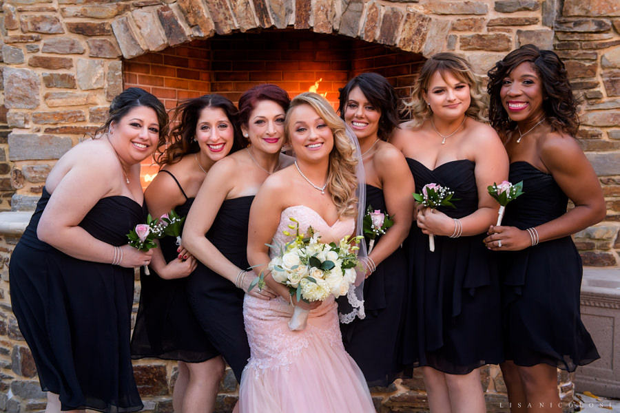 The Madison - NJ Wedding Photographer - Creative - Romantic - Natural - Bridal Party Photos