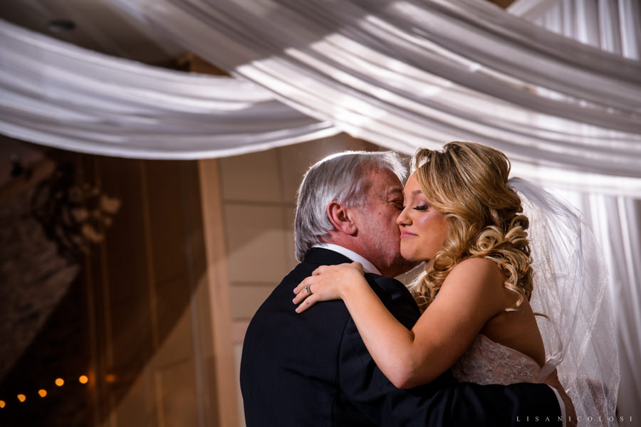 NJ Wedding Photography at The Madison - Wedding Reception -Father and Bride Dance