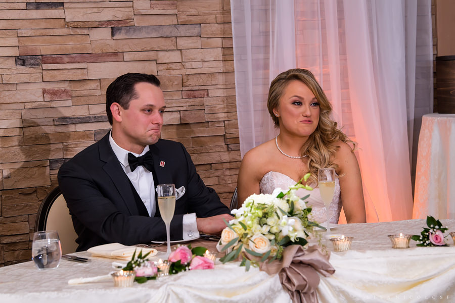 NJ Wedding Photography at The Madison - Wedding Reception